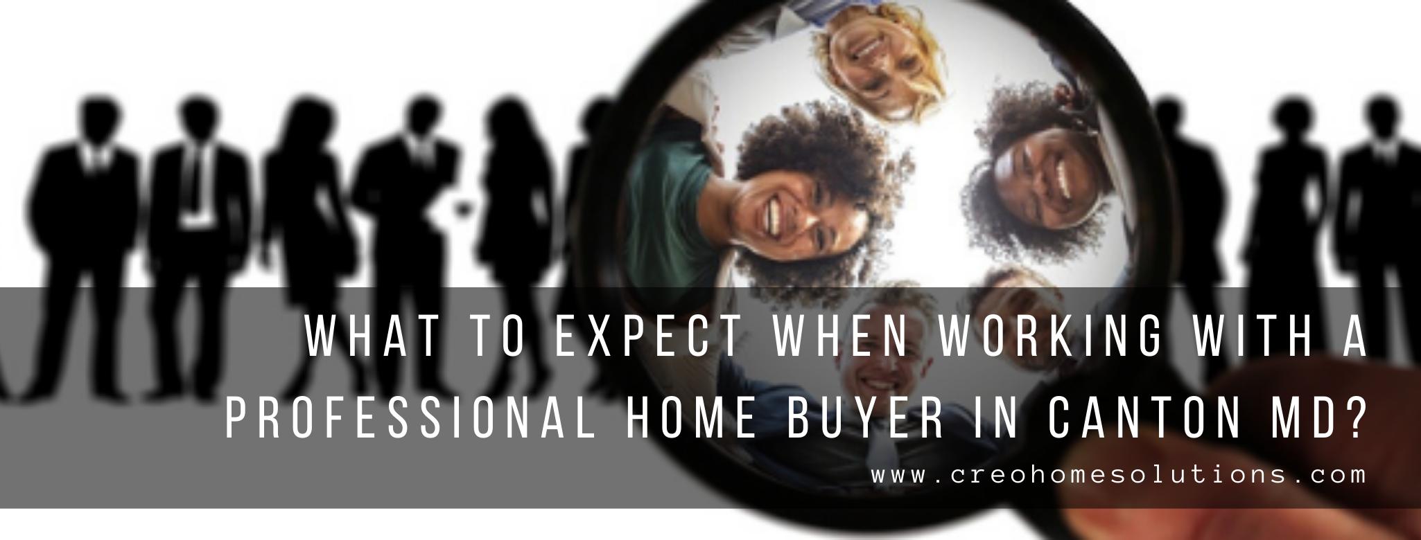 We buy properties in Canton MD