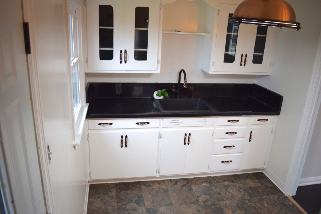 Karen's kitchen renovated