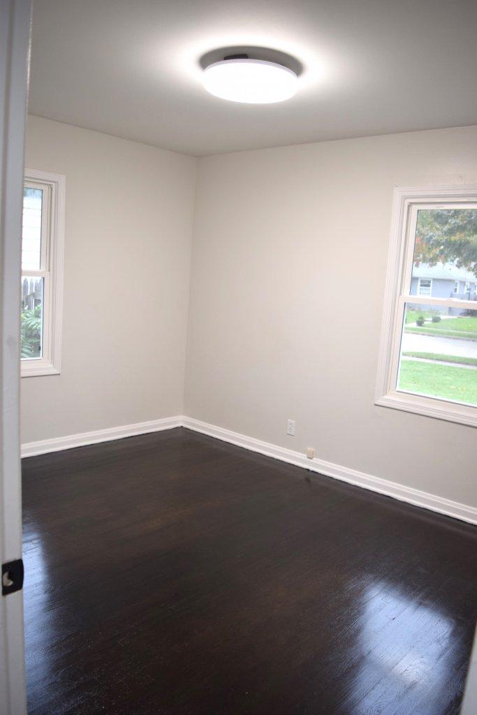 Karen's renovated bedroom