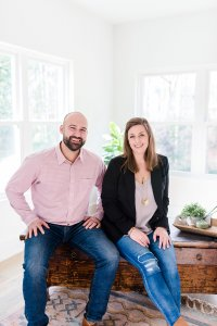 Raleigh Home Buyers Uriah and Katie Dortch