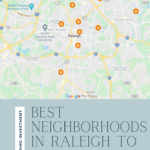 best neighborhoods in raleigh to sell your house