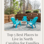 With its affordable cost of living and outdoor spaces, NC is a great place to own a home. Find out the Best Places to Live in North Carolina for Families, click here!