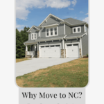 top 5 reasons why people are moving to North Carolina featured by Inspiring Investment Raleigh
