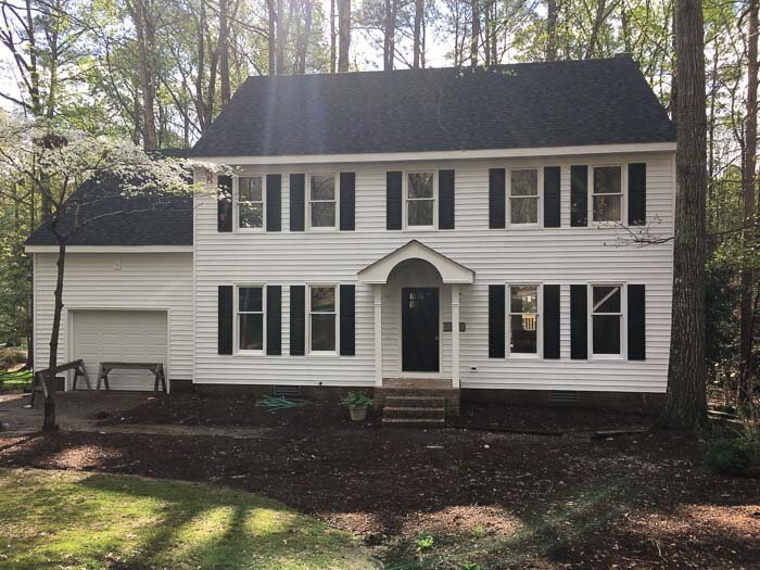 top 5 reasons why people are moving to North Carolina featured by Inspiring Investment Raleigh - raleigh home example
