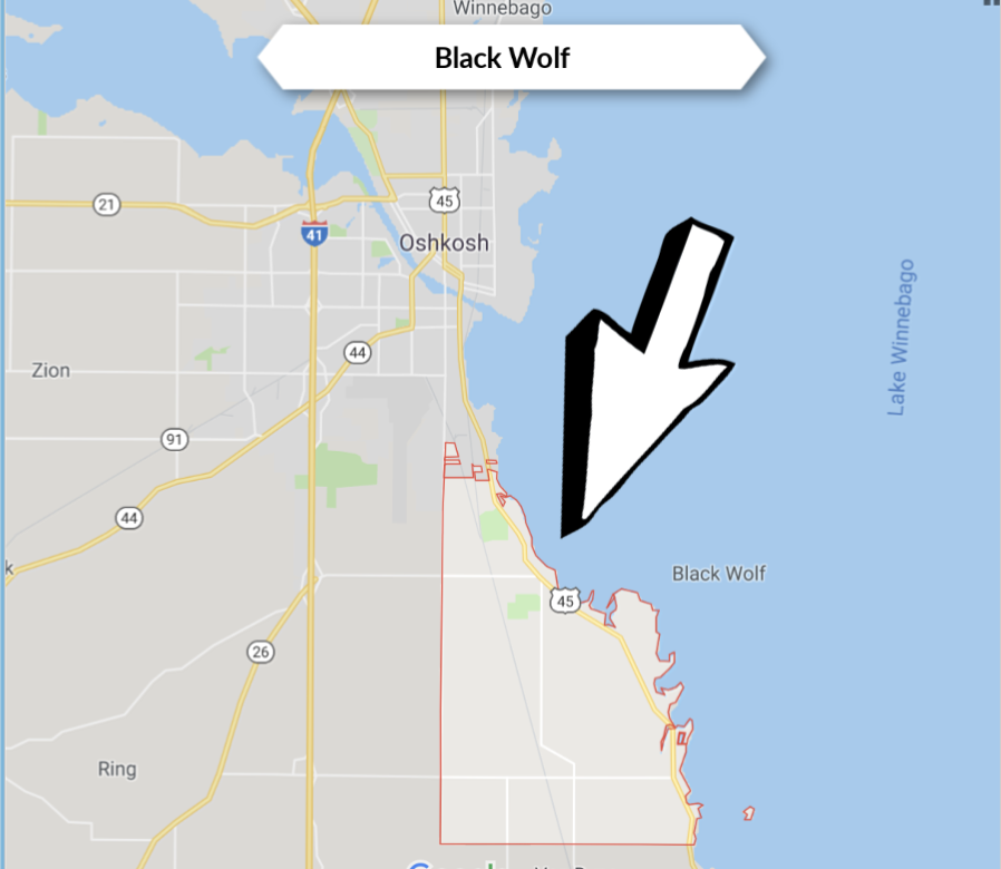 Town of Black Wolf, WI