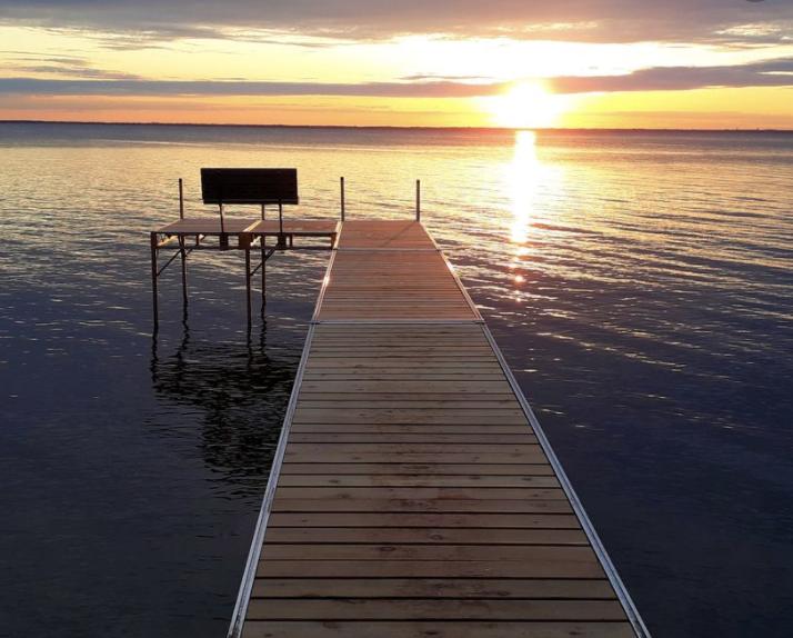 lake winnebago boat dock