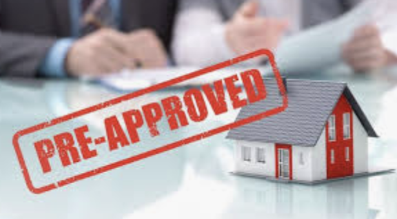 mortgage pre approval for house