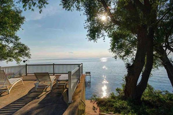 property taxes on lake winnebago