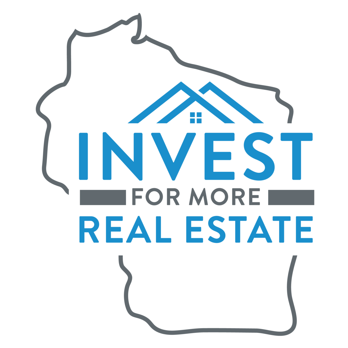 Invest For More Real Estate – Investor Friendly Agents logo