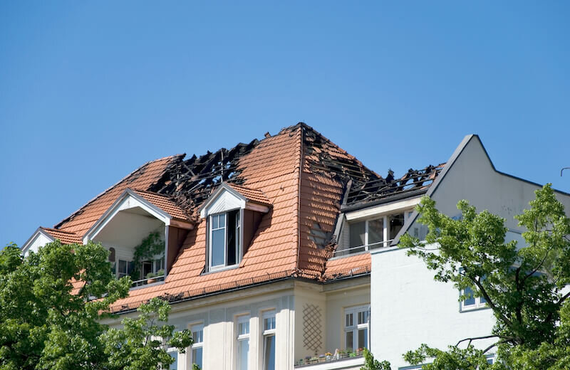 What to do When Selling a Fire Damaged House in Vermont