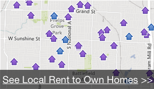 available local rent to own houses