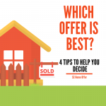 4 Tips To Help Decide Which Offer Is Best For Your Greenville SC Home