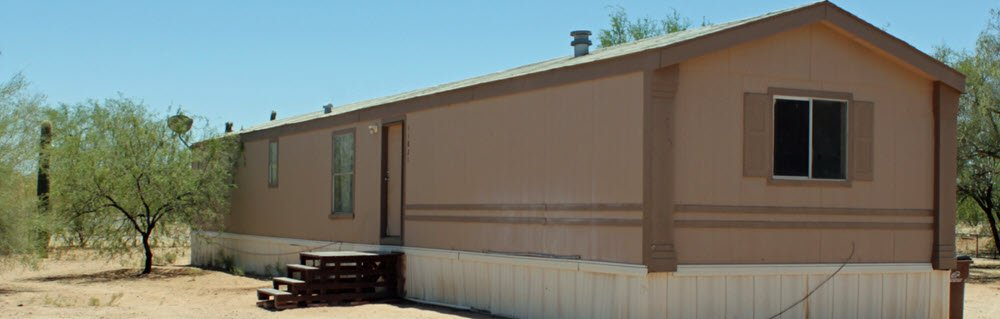 tucson old mobile home