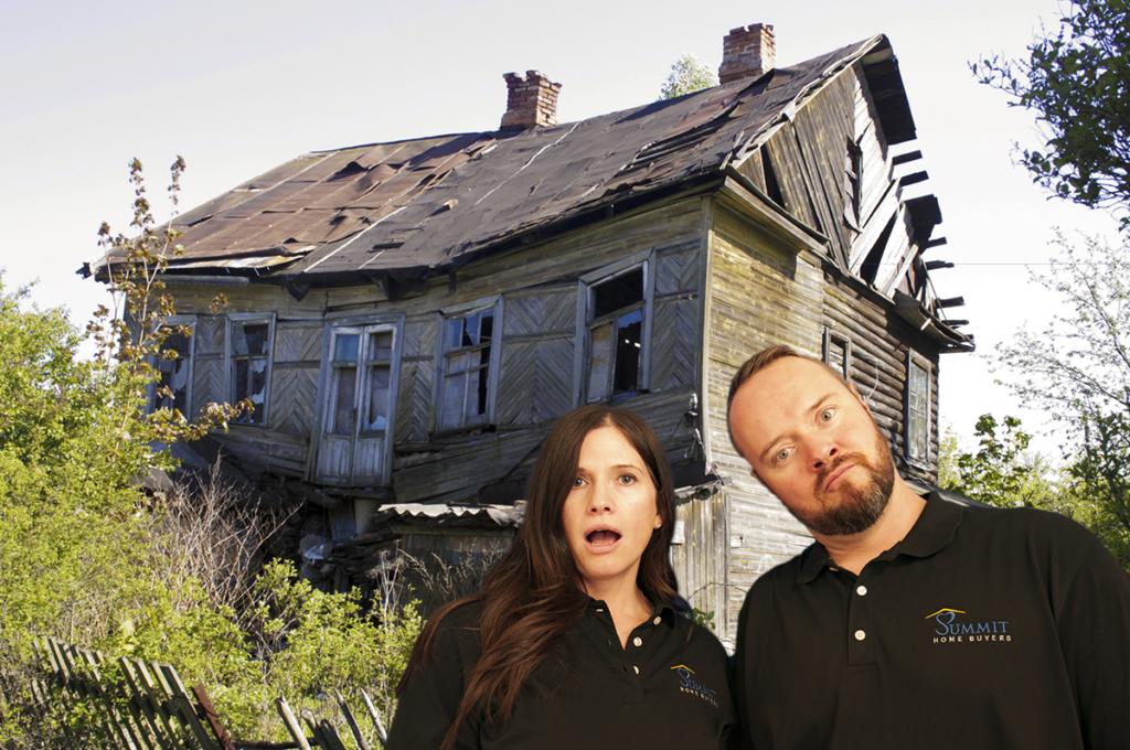 we buy broken houses