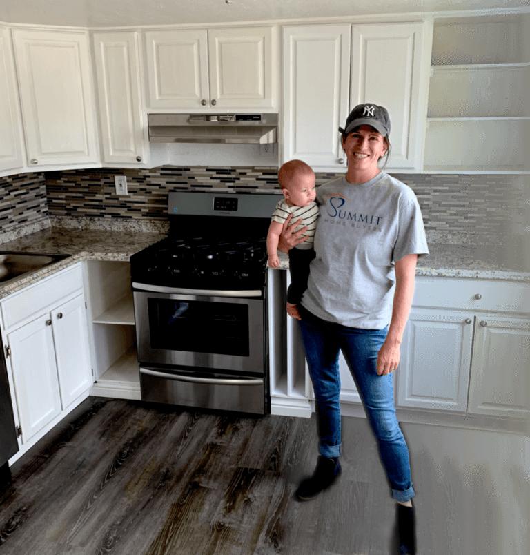Brooke buys houses in Utah