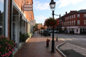 Newburyport State Street Shops