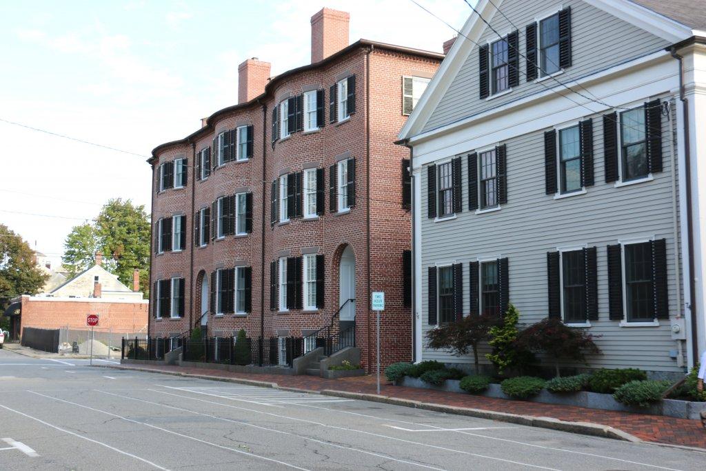 Newburyport housing