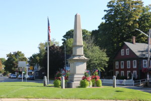 Georgetown Monument