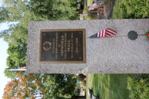 Topsfield Monument