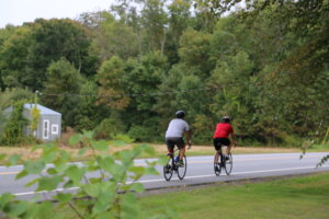 West Newbury Bike Riding