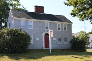 West Newbury Historic Home