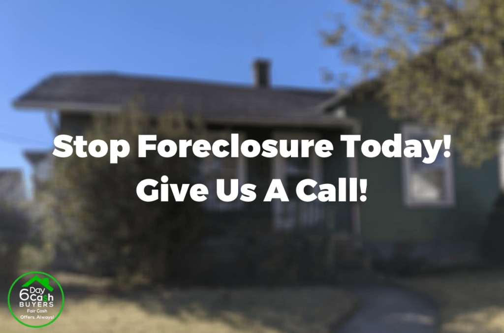 stop foreclosure and get cash