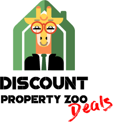 Discount Property Zoo logo