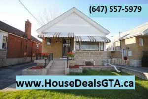 Investment Property Toronto Area