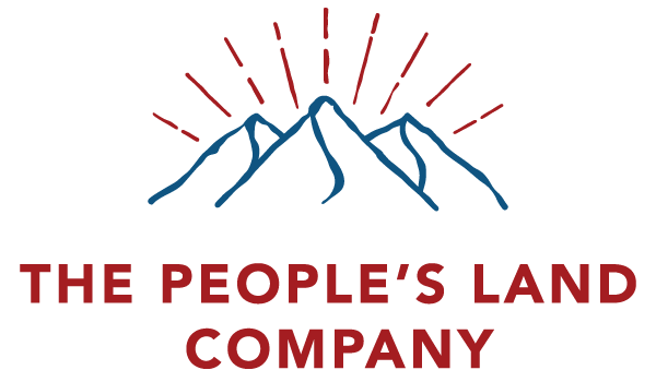 The People's Land Company logo