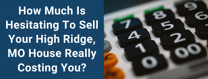 Sell Your House In High Ridge MO