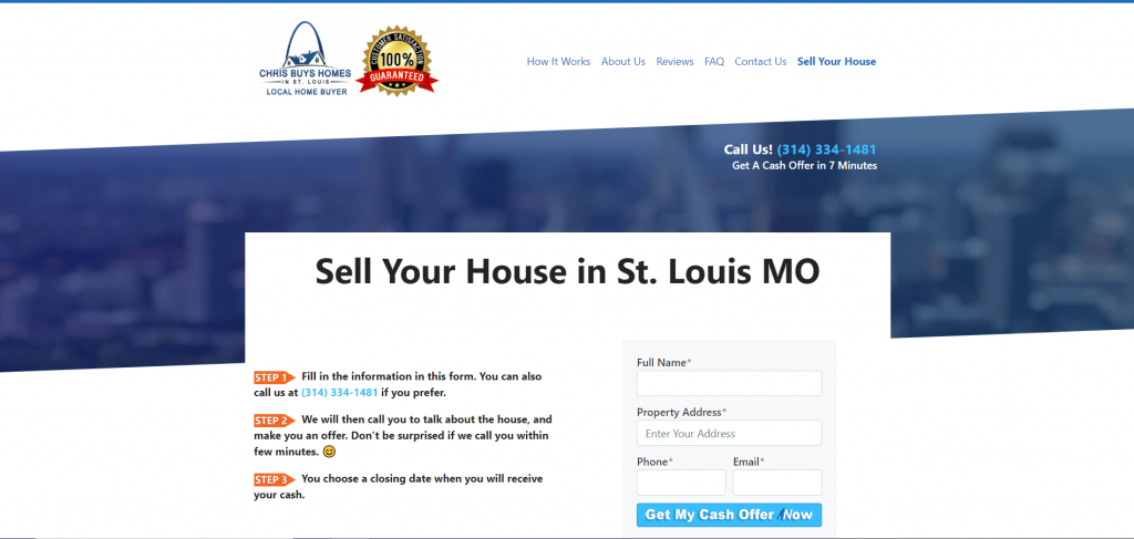 Sell Your House in St. Louis