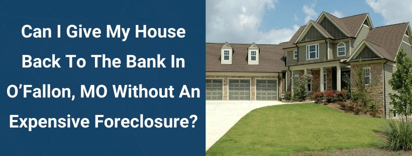 Sell My House In O'Fallon MO