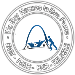 We Buy Houses in Des Peres MO