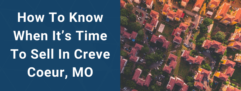 Sell Your House In Creve Coeur MO