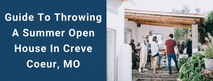 We buy houses in Creve Coeur MO