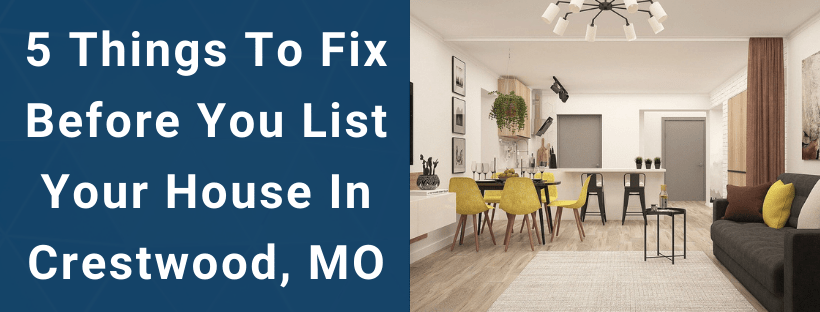 Sell Your House In Crestwood MO