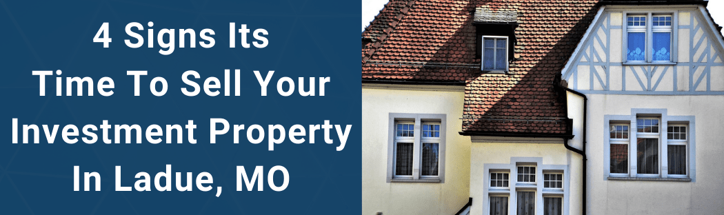 Sell Your House In Ladue MO