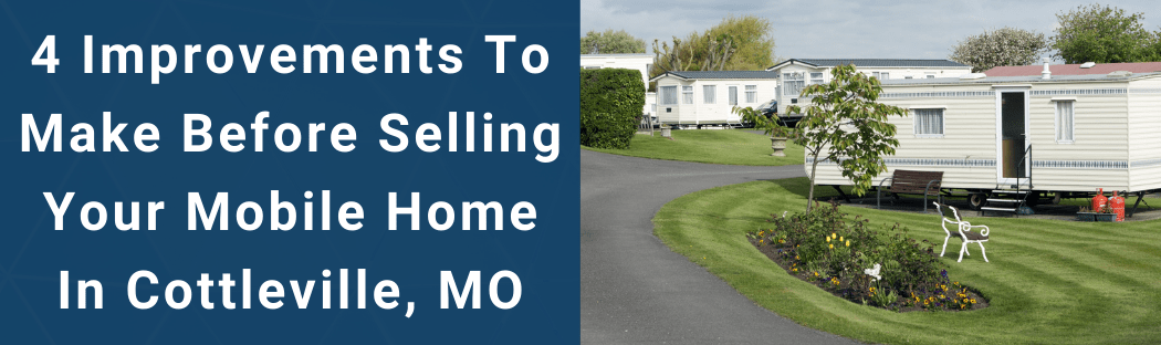Sell Your House In Cottleville MO