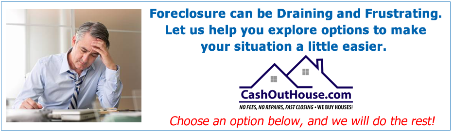 sell house before foreclosure