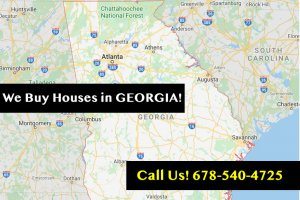 WE BUY HOUES GEORGIA