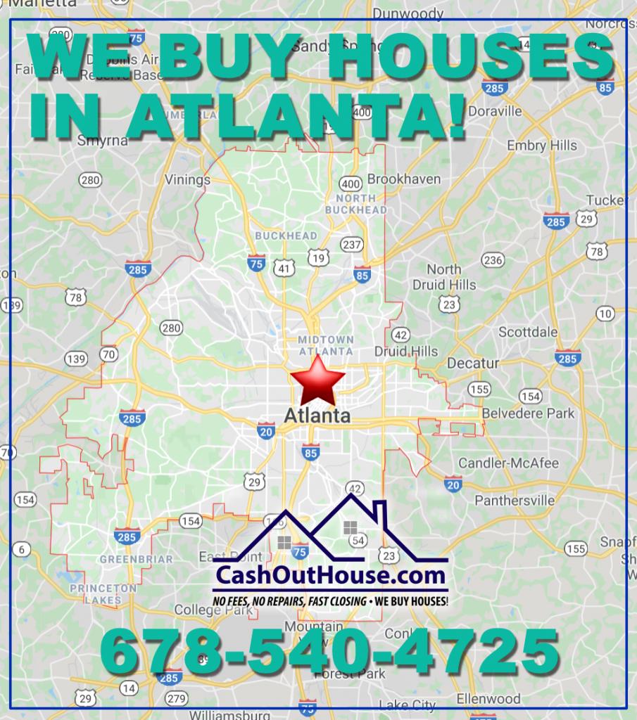 WE BUY HOUSES ATLANTA GA