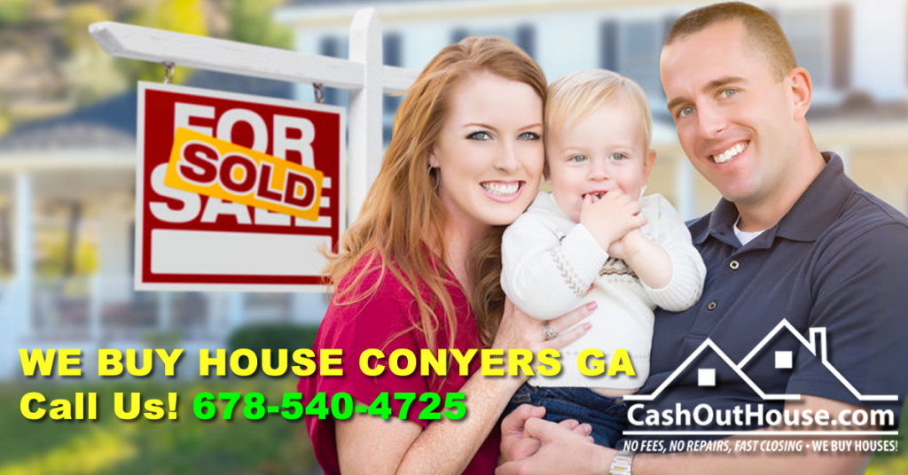 We buy houses conyers - Sell my house fast Conyers GA