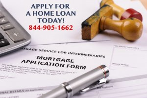 APPLY FOR A HOME LOAN TODAY
