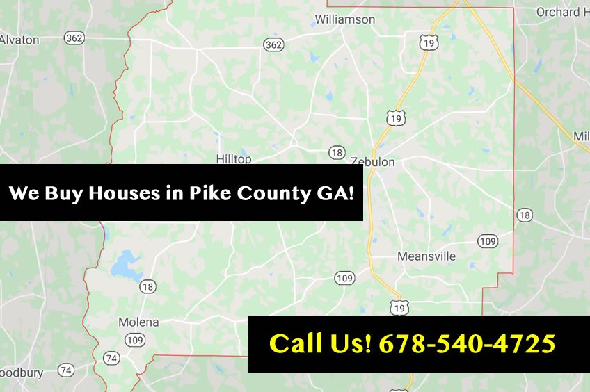 sell my house fast zebulon ga