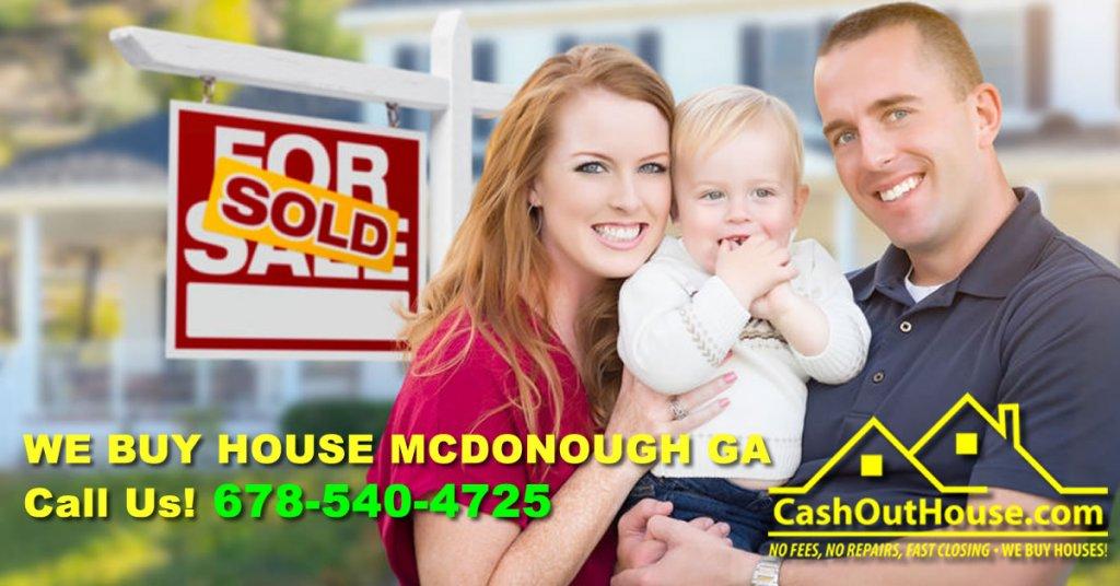 SELL MY HOUSE FAST MCDONOUGH GA