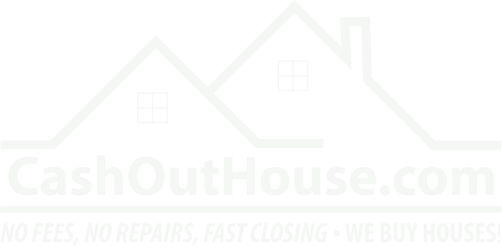 CASH OUT HOUSE  logo