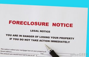 Foreclosure notice - foreclosure effects in beverly MA