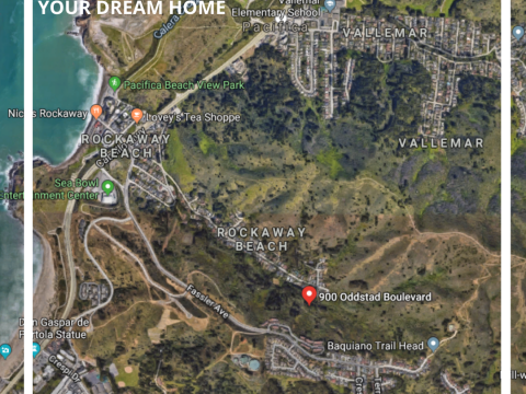 Build your dream home Pacifica