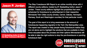 Stop foreclosure mn, report, jason p jordan, cash homes mn