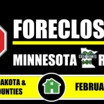 STOP FORECLOSURE MN REPORT | Carver County | Dakota County| Scott County | FEBRUARY 2019